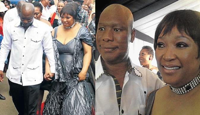 Mandelas Daughter Zindzi Postpones Her Wedding Celebration