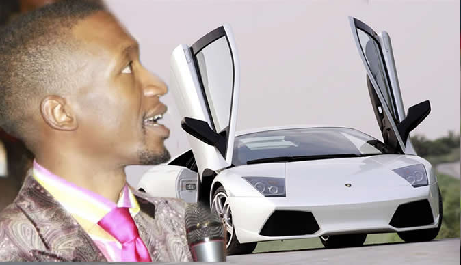 Prophet Angel Confirms That He Owns A 800k Lamborghini Zim Metro