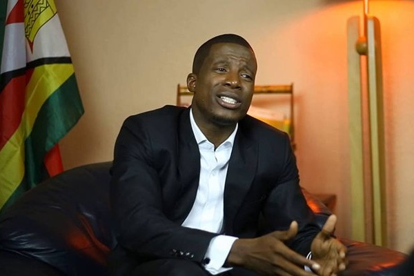 Lumumba Beaten Up After Saying F-Word To Mugabe
