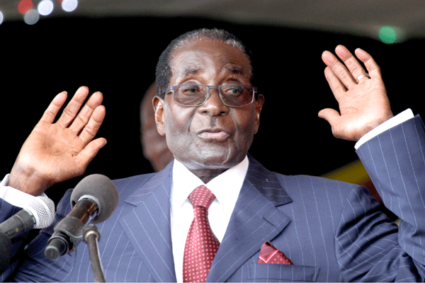 Mugabe's Family In Danger: It Will Not Take 10minutes After Mugabe's Death For Grace To Start Running, War Vets Say