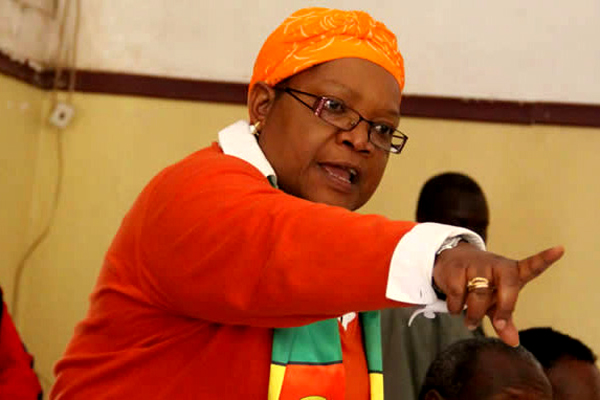 THOKOZANI KHUPE BLOCKS COALITION TALKS