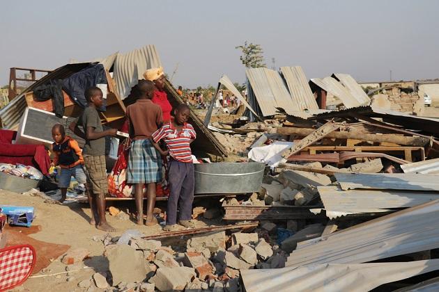 More People Lose Homes: Demolitions Begin In Chirundu's 'Baghdad'