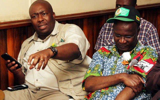MUGABE Rebukes Kasukuwere For Causing Chaos In Zanu PF