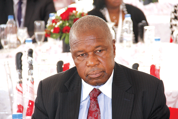 Zanu PF Members Jostle To Replace Mutsvangwa