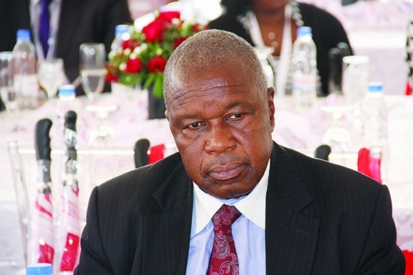 Mutsvangwa's Son Caught Up In Rape Case