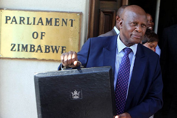 Chinamasa To Present Budget As Zim Economy Sinks Deeper