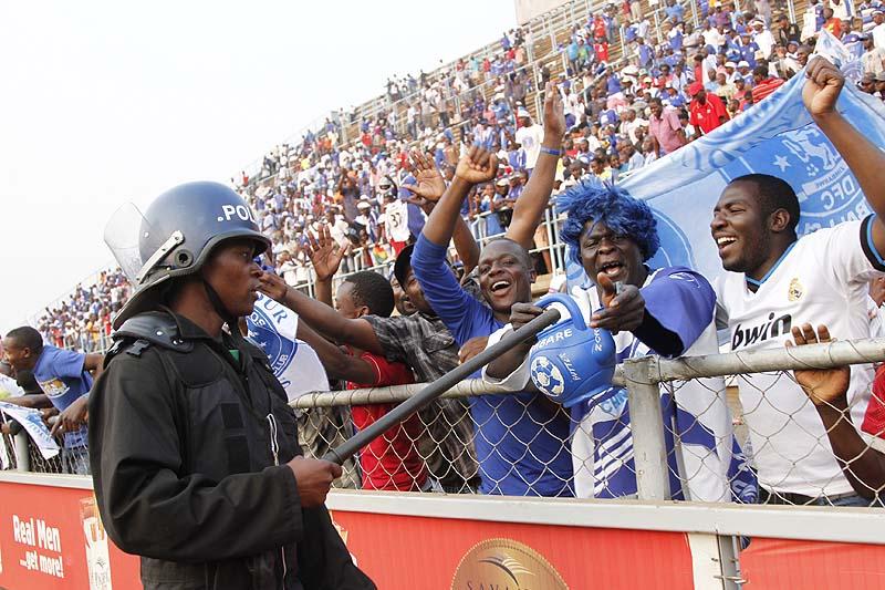 Dynamos Hooliganism A Disgrace