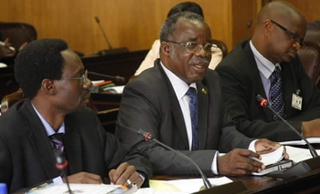 Mines Ministry Perm Sec Corrupt Dealings Unearthed