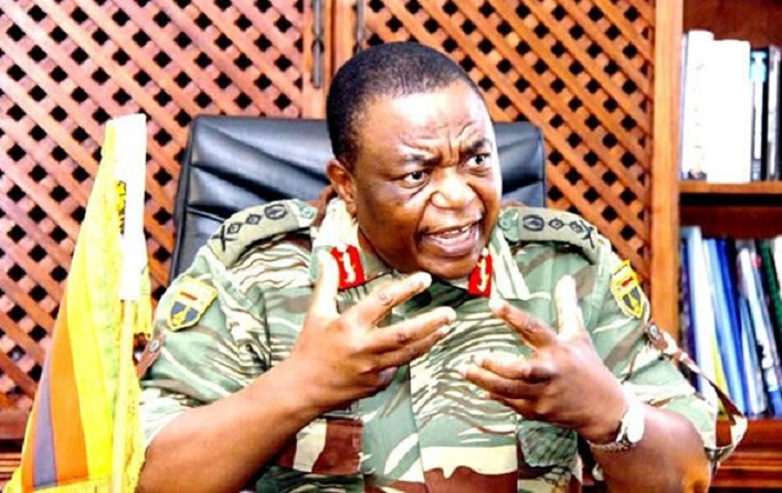 ZIMBABWE Army Feasts On National Resources