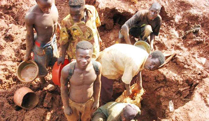 Probe Launched Into Bulilima Mining Activities