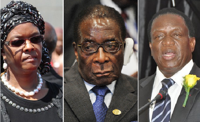 Mugabe Plays Zanu PF factions Against Each Other