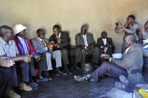 Picture: Mugabe