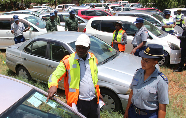 Harare Records Most Car Theft Cases