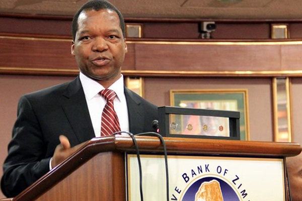 RBZ Governor To Announce Bond Note Launch Date In Monetary Policy Statement