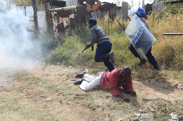 58 Mabvuku, Epworth Protesters Bail Cut
