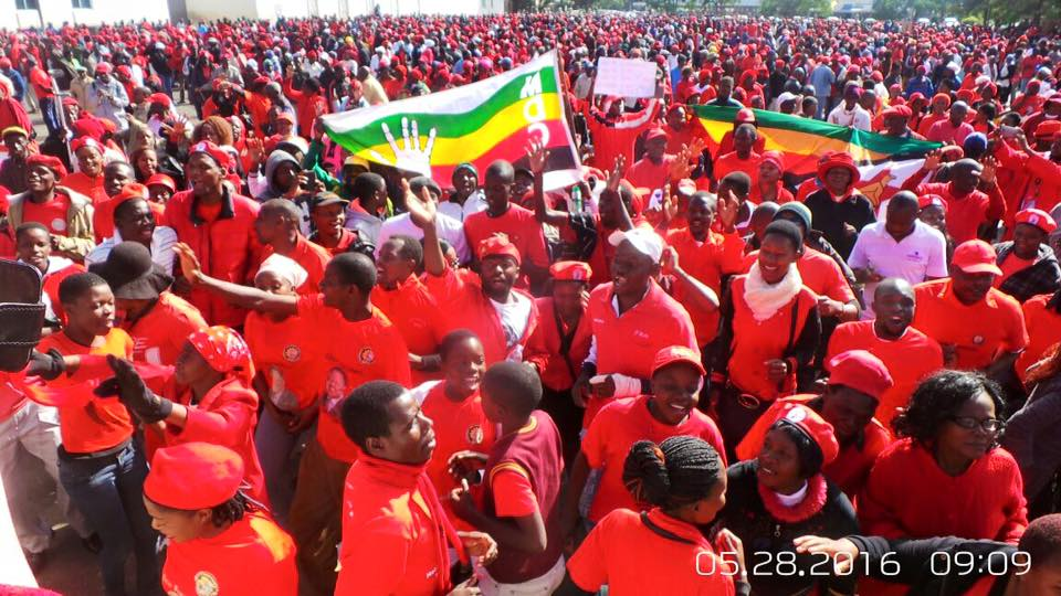 MDC-T Youth Threaten To Fight Back If Zanu PF Youth Demonstrate Against Mawarire