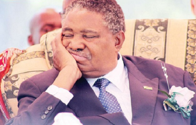 VP Mphoko Roasted On Twitter Over Unwarranted Hotel Stay
