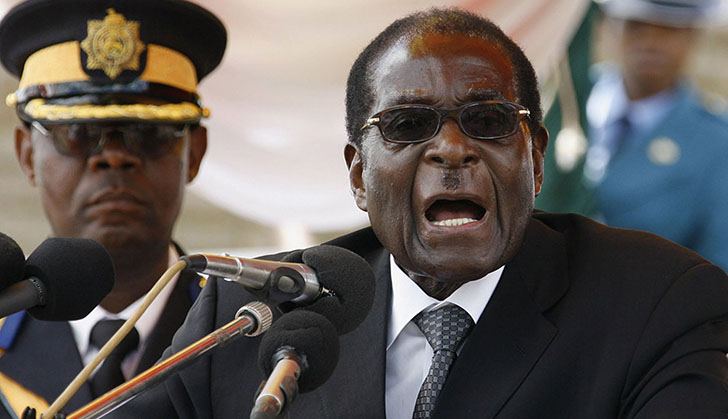 Embattled Mugabe Calls For Unity Amid Crippling Mass Protests Against His Administration