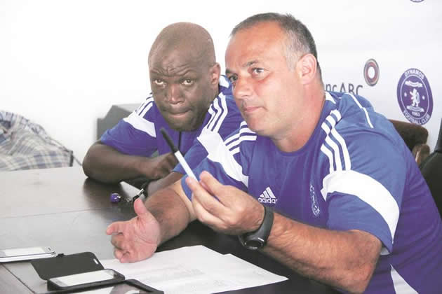DeMbare In New Coach Hunt, Mutasa Temporary