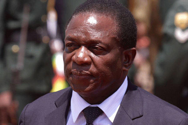 VP Mnangagwa Survives