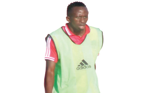 BOSSO, Dembare,Black Leopards Target Division One Striker