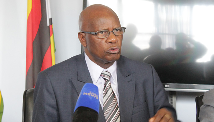 We are not going back on bond notes: Chinamasa