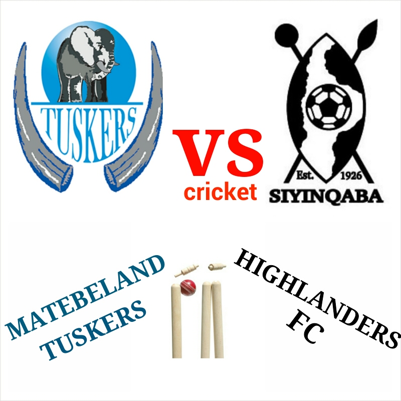 Bosso Plays Cricket Against Matebeland Tuskers