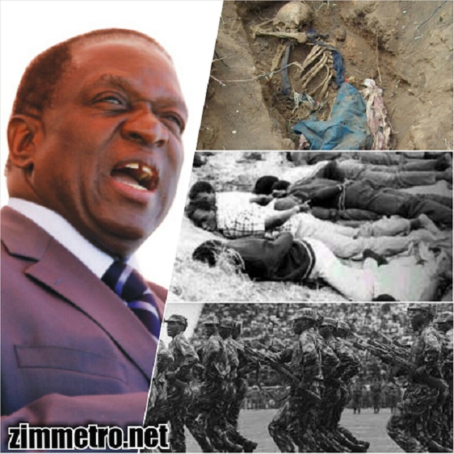 Mugabe Threatens 'Gukurahundi' Crackdown On Zanu PF Dissidents