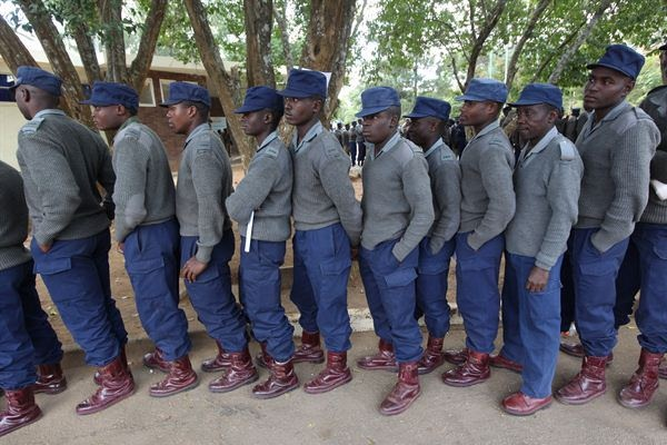 Zimbabwe Police Urged To 'Free' Their Wives