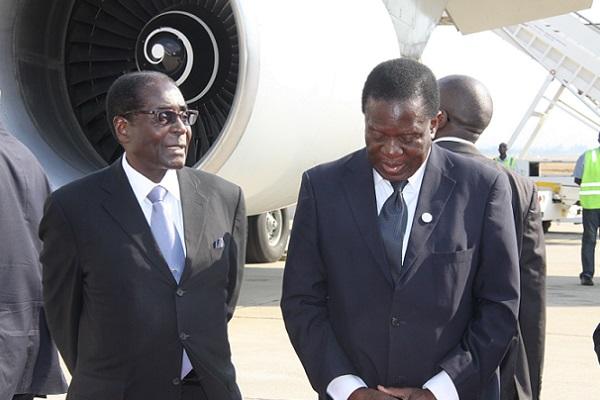 Who Is In Deeper Trouble, Mnangagwa Or Mugabe?