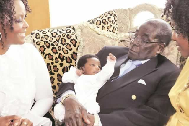 Time To Give Simba 100% Grandpa Time, Cde Mugabe