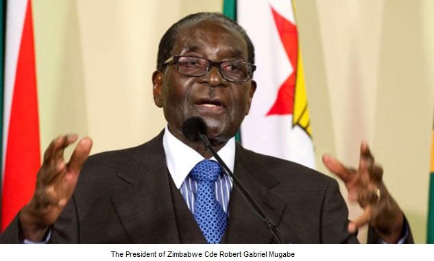 US Accuses Mugabe Of Lying About America
