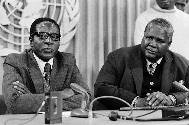 Gukurahundi Forced Nkomo to Sign Unity Accord