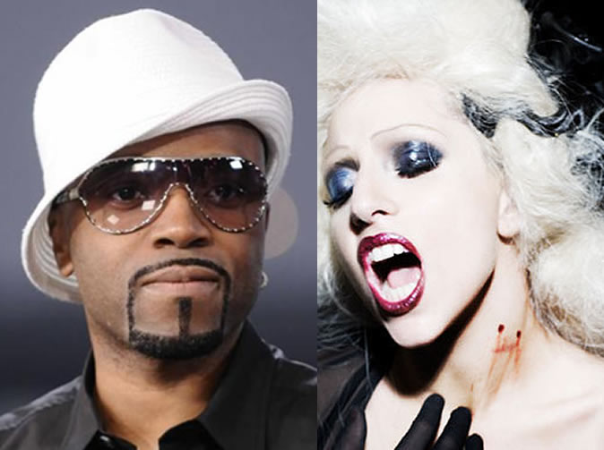Lady Gaga being sued by Blackstreet's Riley