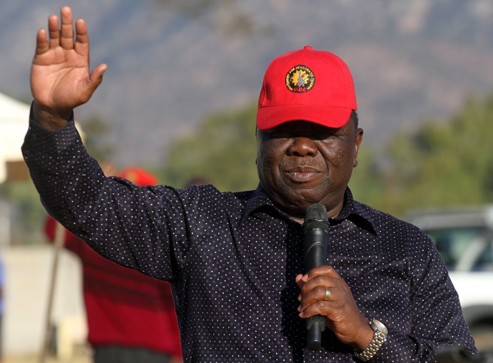 PRESS STATEMENT: Tsvangirai's 'Speaks' For The First Time After Ailment
