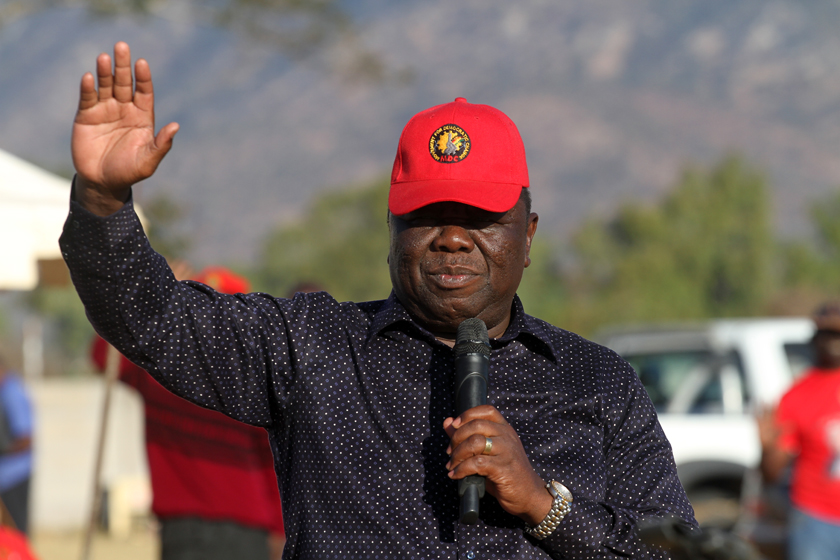 MDC-T Under Fire For Holding Post-demo Talks At A Ndebele Shrine