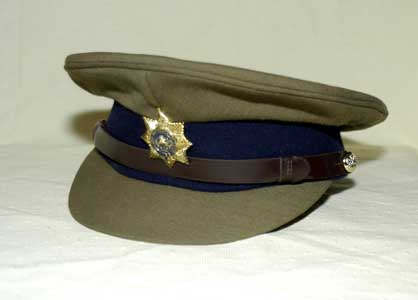 Man fined for 'Stealing' Cop's Cap