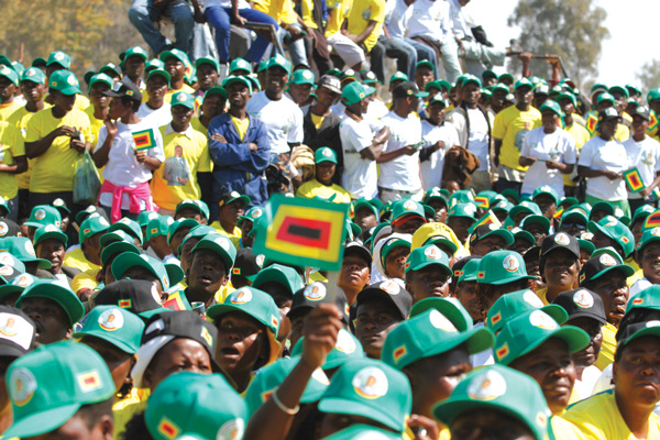 Zanu-PF MP's To Be Exempted From Primary Elections