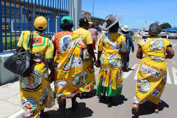 New Twist On Zanu PF T-Shirts Saga
