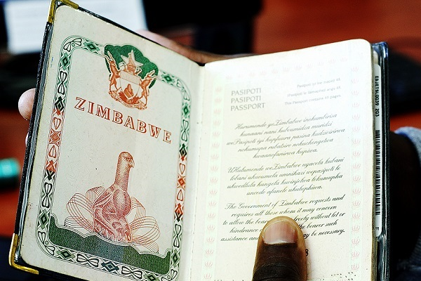 Zimbabweans Living In South Africa To Receive Passports,IDs,