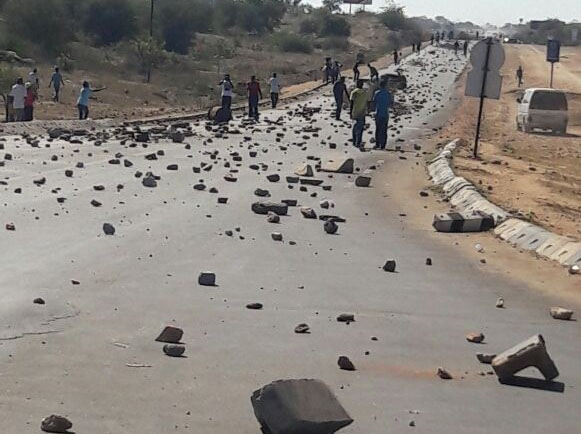 Beitbridge Town To Lose Thousands Of Dollars Fixing Damage Caused By Protesters