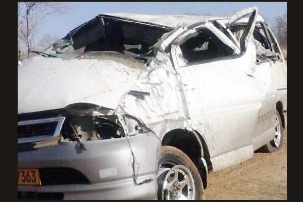 SHOCKING: Pastor, Wife And Kid Killed In Freak Accident