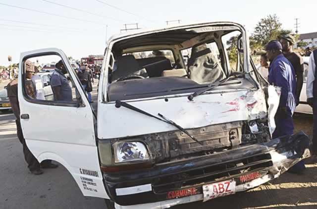 23 Escape Death In Nketa Drive Accident