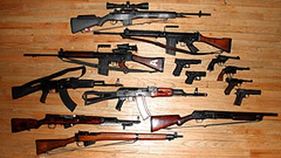 SHOCK As Zimbabwe Police Discover Arms Cache
