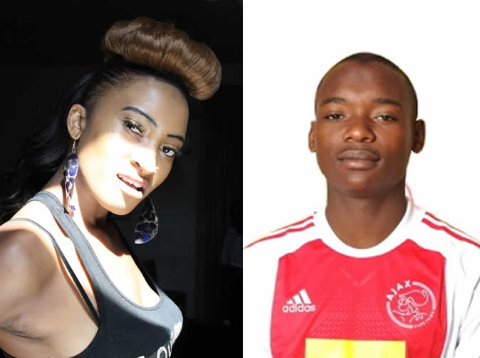 Dancer Bev Sibanda opens about her love for footballer
