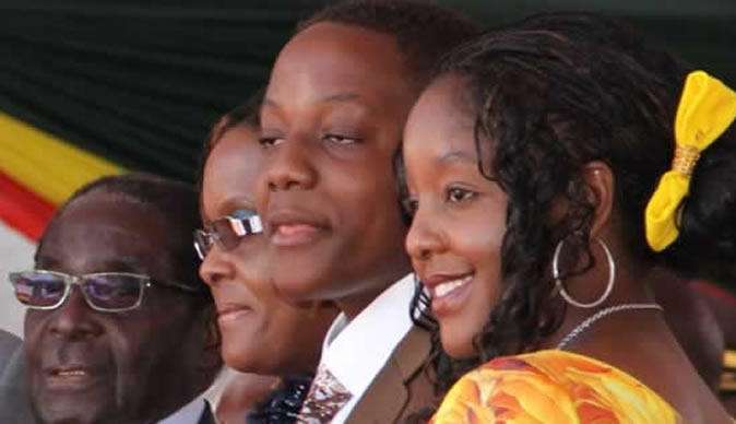Mugabe son homosexual marriage