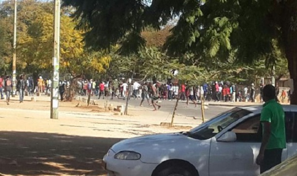 Tension Rises In Bulawayo After Protests