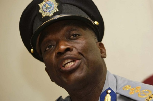 SHOCKING: Chihuri Urges Police To Crush Protestors Ruthlessly