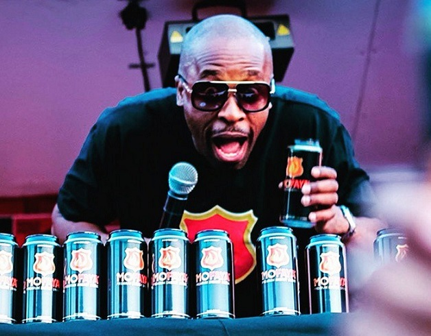 DJ Sbu Comes To Zimbabwe