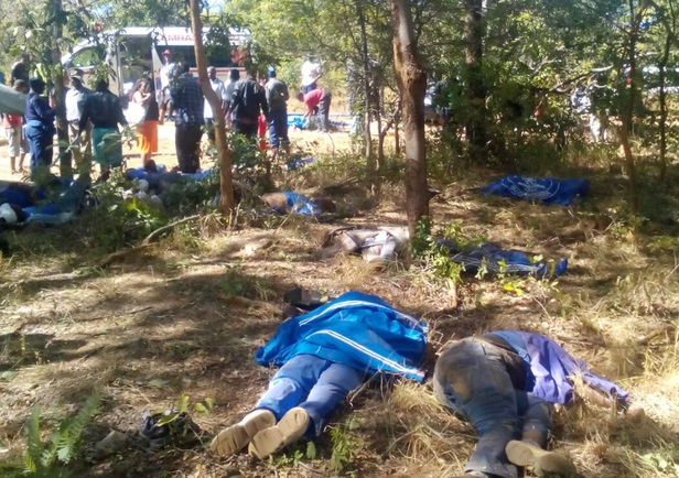 Dynamos Supporters Accident, Gory Details Emerge